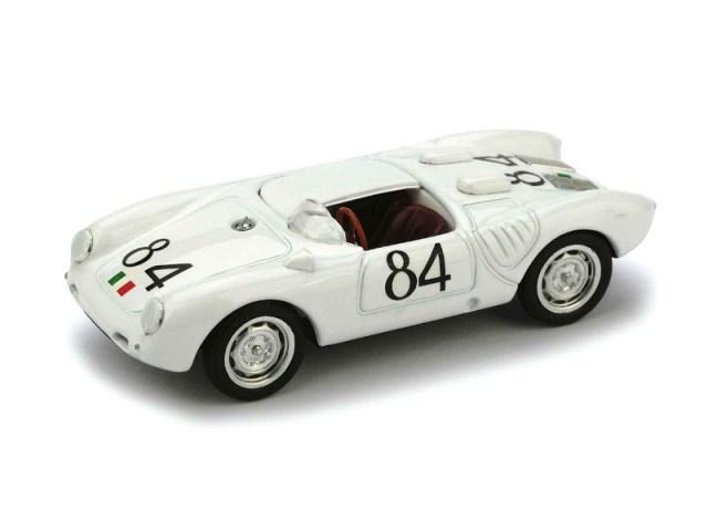 PORSCHE 550A SPYDER TARGA FLORIO 1956