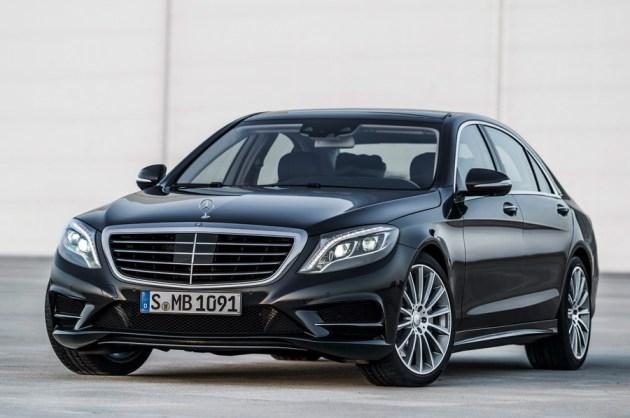 Mercedes-Benz S: samooklicani najboljši avtomobil na svetu.