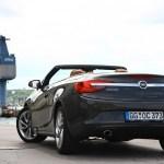 Opel Cascada: razred višje