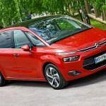 Citroën C4 Picasso: znane cene za naš trg