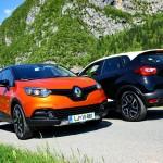 Renault Captur: ujemite (»capture«) življenje!