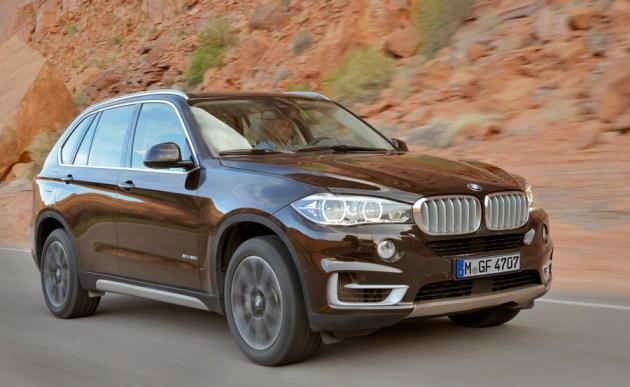 BMW X5: tretja generacija, v nemčiji naprodaj konec leta.