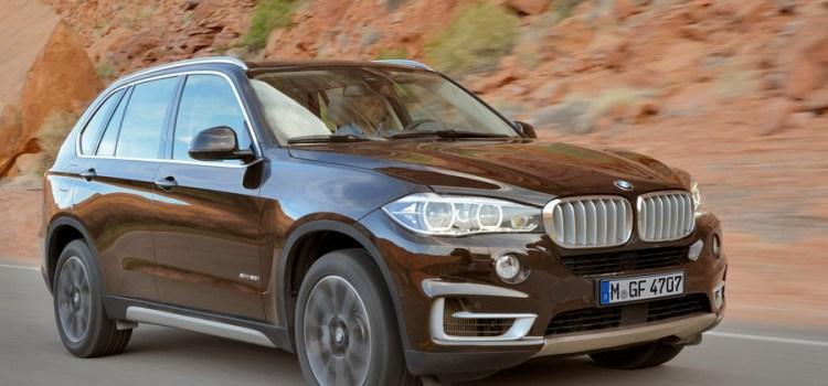 BMW X5: na videz prenova, v resnici povsem nov