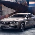 BMW Pininfarina Gran Lusso Coupé: razkrit videz