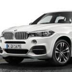 BMW X5 M50d: tudi v novi, tretji generaciji X5