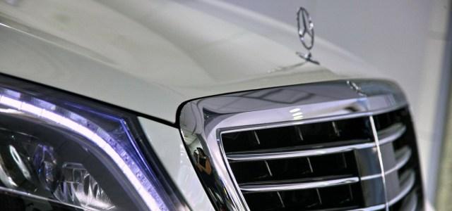 Mercedes-Benz S: slovenska premiera