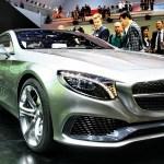 Frankfurt 2013: Mercedes-Benz Concept S Coupé