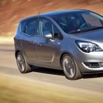 Opel Meriva: rahlo izboljšana