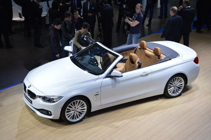 BMW serije 4 Convertible