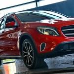 Mercedes-benz GLA: slovenska predprodaja