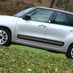 Fiat 500L Living: največji 500