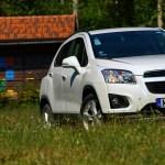 Chevrolet Trax 1.7D 4×4 LT