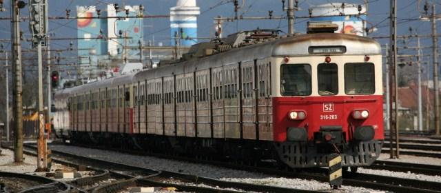 Vlak, slovenska romantika