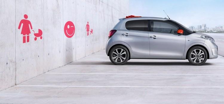 Ženeva 2014: Citroën C1