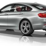 BMW serije 4: tudi kot Gran Coupé
