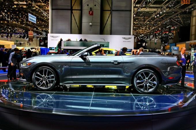 Ford Mustang: Evropa končno dovolj dobra zanj.