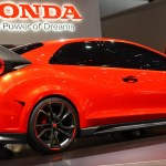 Ženeva 2014: Honda Civic Type-R Concept
