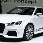 Ženeva 2014: Audi TT Quattro Sport Concept
