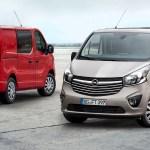 Opel Vivaro in Renault Trafic: naprodaj sredi poletja
