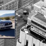Ford Mustang: znova na vrhu Empire State Buildinga