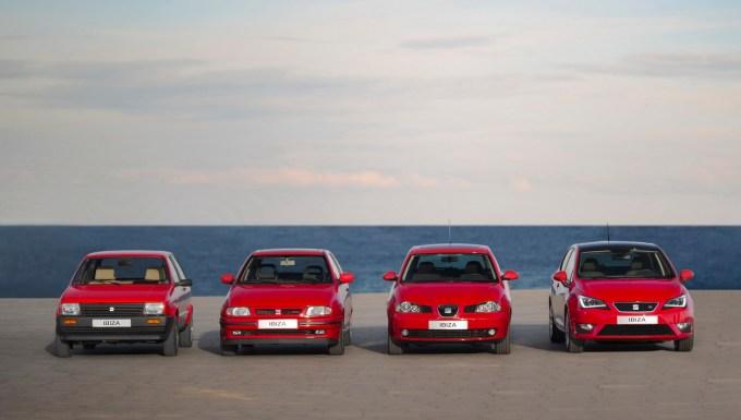 Ibiza kot najuspešnejši Seat sedaj nastaja v Martorellu, prvo pa so izdelali v Zoni Franci.