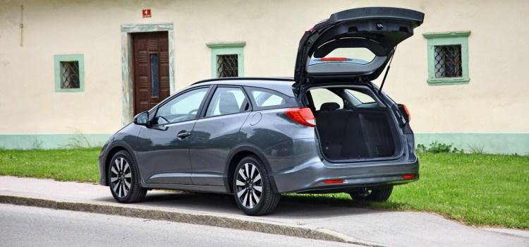Honda Civic Tourer: naprodaj v Sloveniji