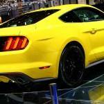 V 30 sekundah prodali 500 Mustangov