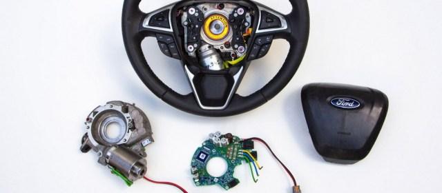 Ford: naprednejši volanski mehanizem