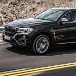 BMW X6: druga generacija