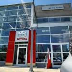 Toyota: v Sloveniji nov trgovec v Celju