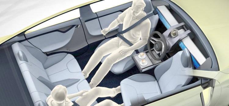 Avtonomna vožnja (2): tehnika