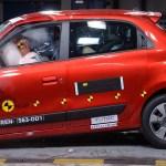 EuroNCAP: novomeškemu Twingu štiri zvezdice