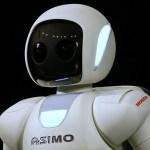 Honda Asimo: robotek na obisku v Sloveniji