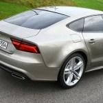 Audi A7: na slovenskem trgu
