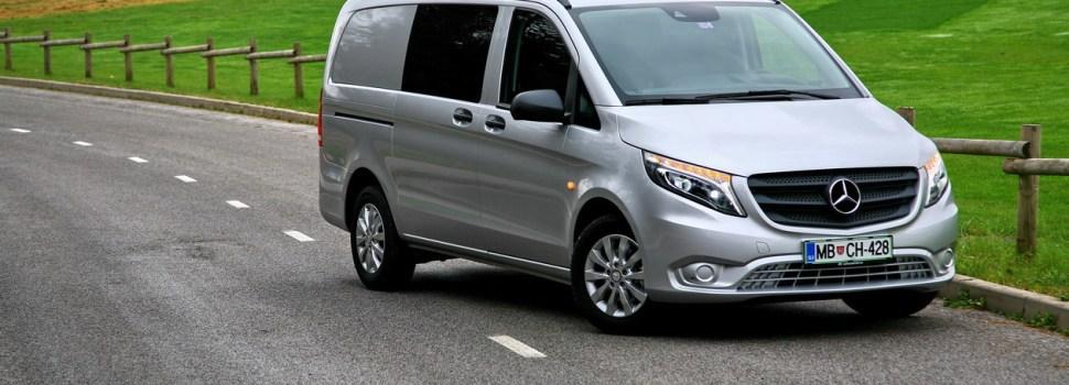 Mercedes-Benz Vito: na slovenskem trgu