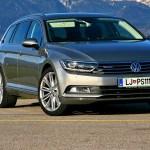 Volkswagen Passat: na slovenskem trgu