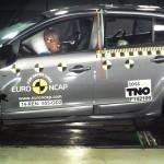 EuroNCAP: štirim pet zvezdic, drugim manj