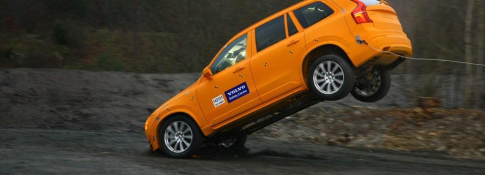 Volvo: XC90 v jarek za večjo varnost potnikov