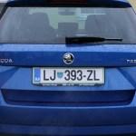 Škoda Fabia: na slovenskem trgu
