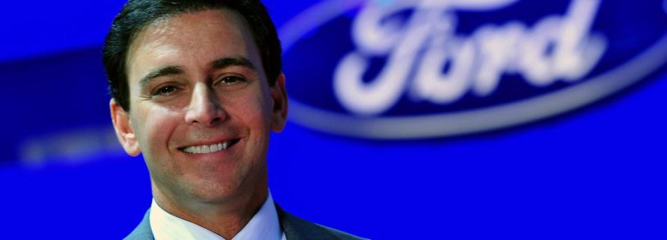 Ford: »za nami je naporno leto«