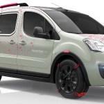 Ženeva 2015: Citroën Berlingo Mountain Vibe Concept