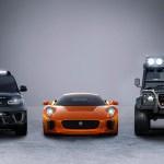 Jaguar in Land Rover: znova v James Bondu