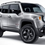 Ženeva 2015: Jeep Renegade Hard Steel