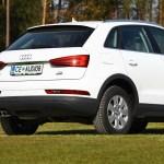 Audi Q3: prenovljen na slovenskem trgu