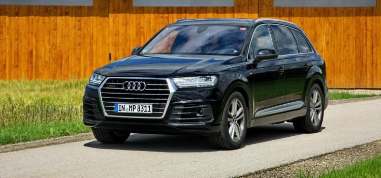 Audi Q7: na slovenskem trgu