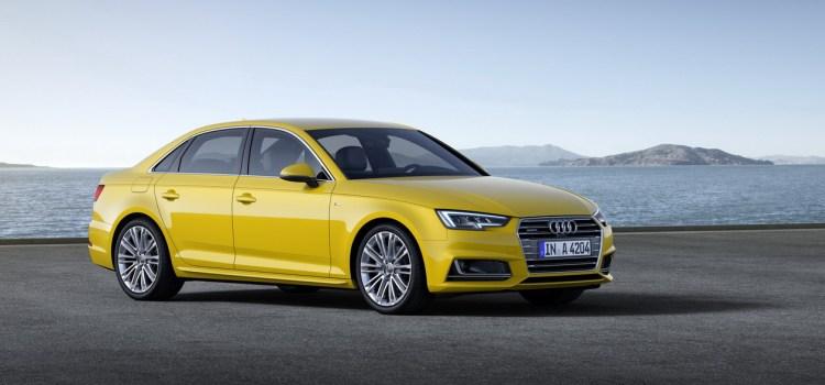 Audi A4: bolj slok in rekordno aerodinamičen