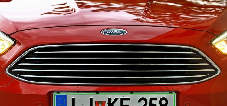 Ford Focus Wagon 1.5 TDCi Titanium