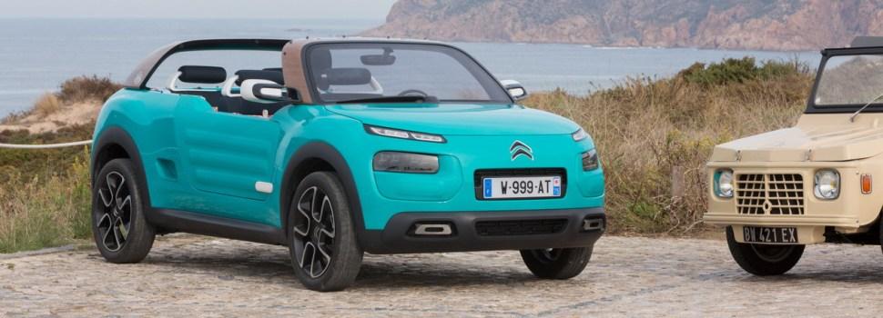 Citroën Cactus M in Méhari