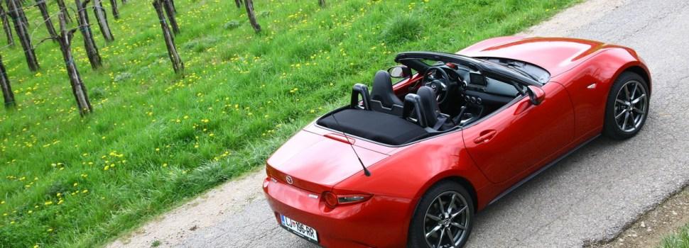 Mazda MX-5: na slovenskem trgu