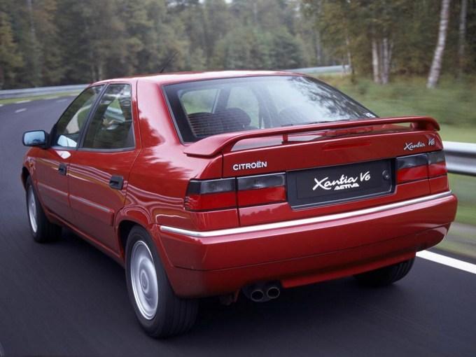 Citroën Xantia: ne le večna lepotica, tudi tehnično še danes odličen avtomobil, ko gre za njegovo podvozje.